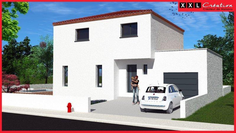 Maisons du constructeur XXL CREATION • 94 m² • CORNEILLA DEL VERCOL