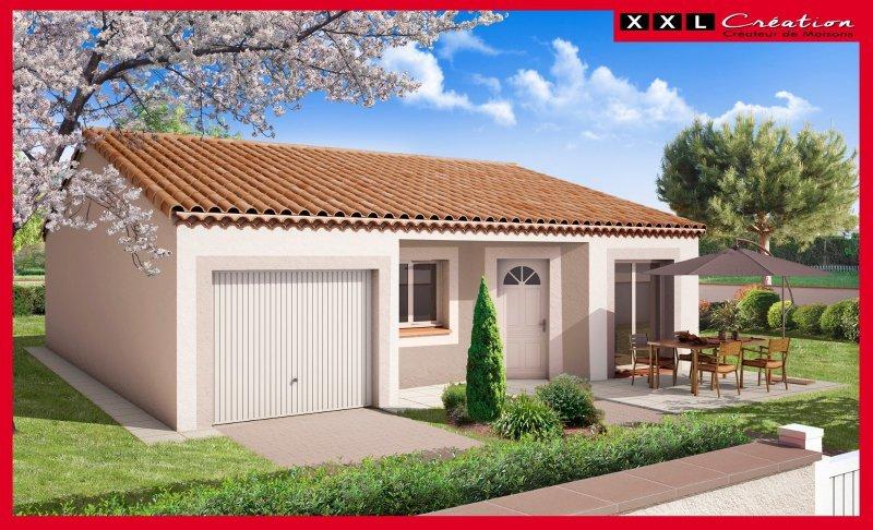 Maisons du constructeur XXL CREATION • 60 m² • BAIXAS