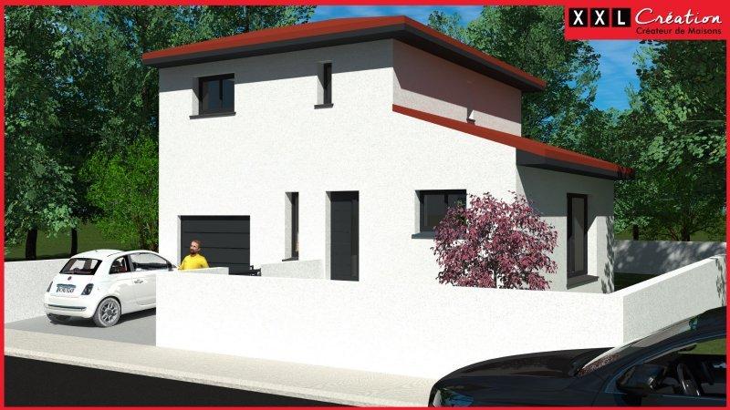 Maisons du constructeur XXL CREATION • 85 m² • PRADES