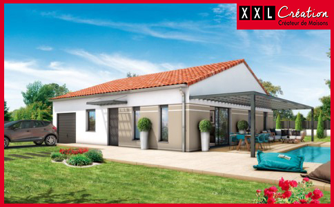 Maisons + Terrains du constructeur XXL CREATION • 60 m² • ARGELES SUR MER