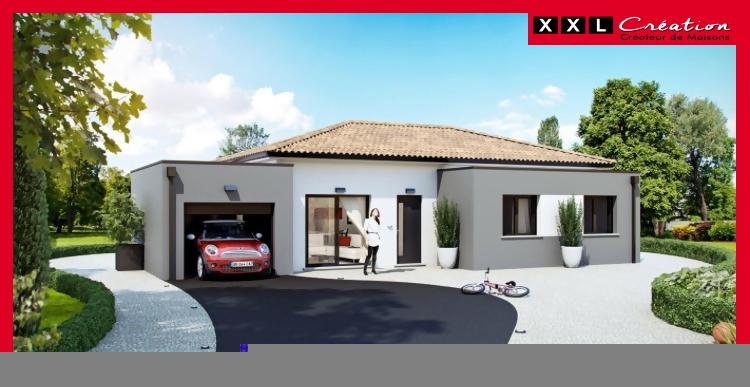 Maisons + Terrains du constructeur XXL CREATION • 70 m² • MAUREILLAS LAS ILLAS