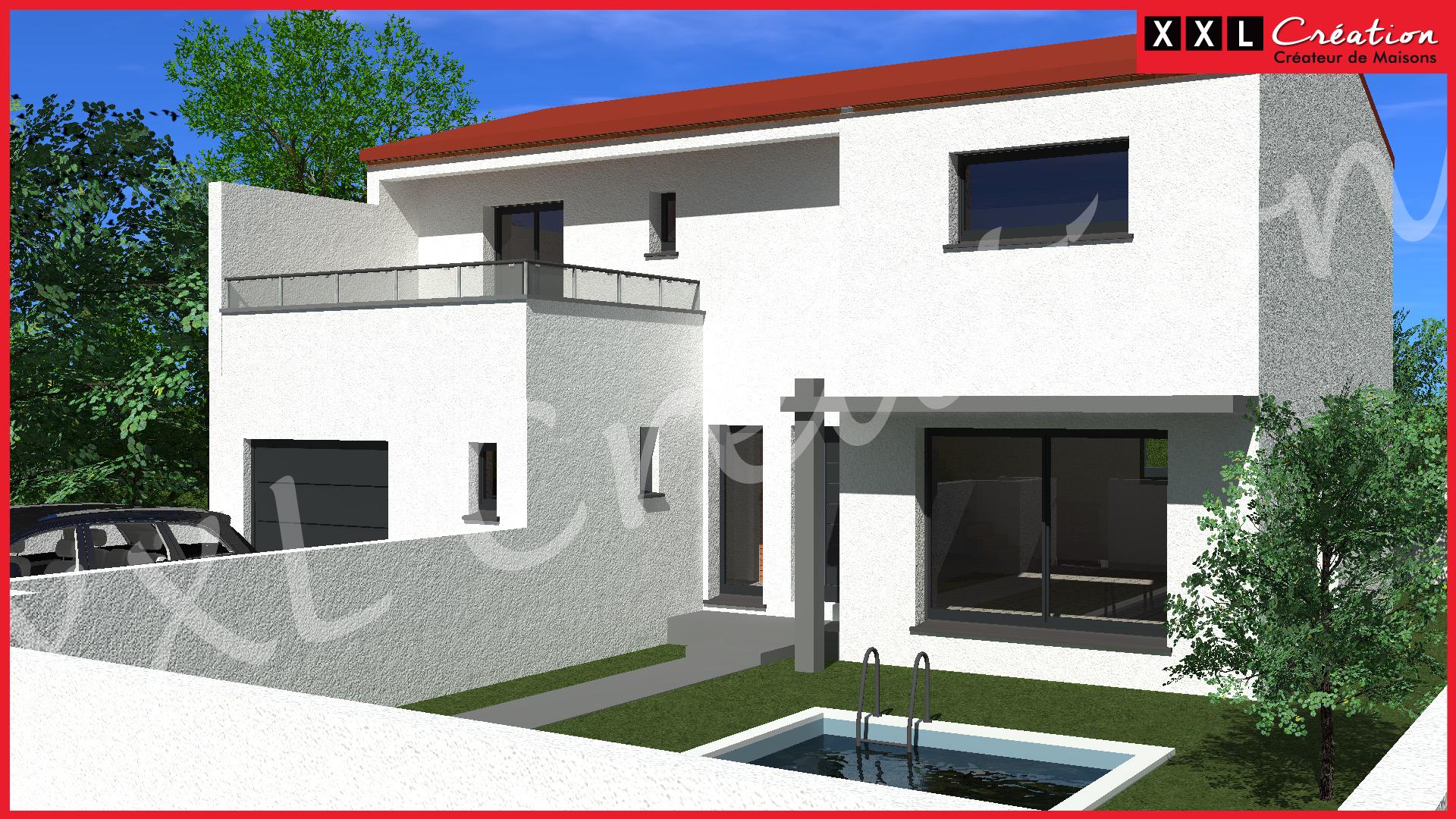 Maisons + Terrains du constructeur XXL CREATION • 90 m² • PERPIGNAN