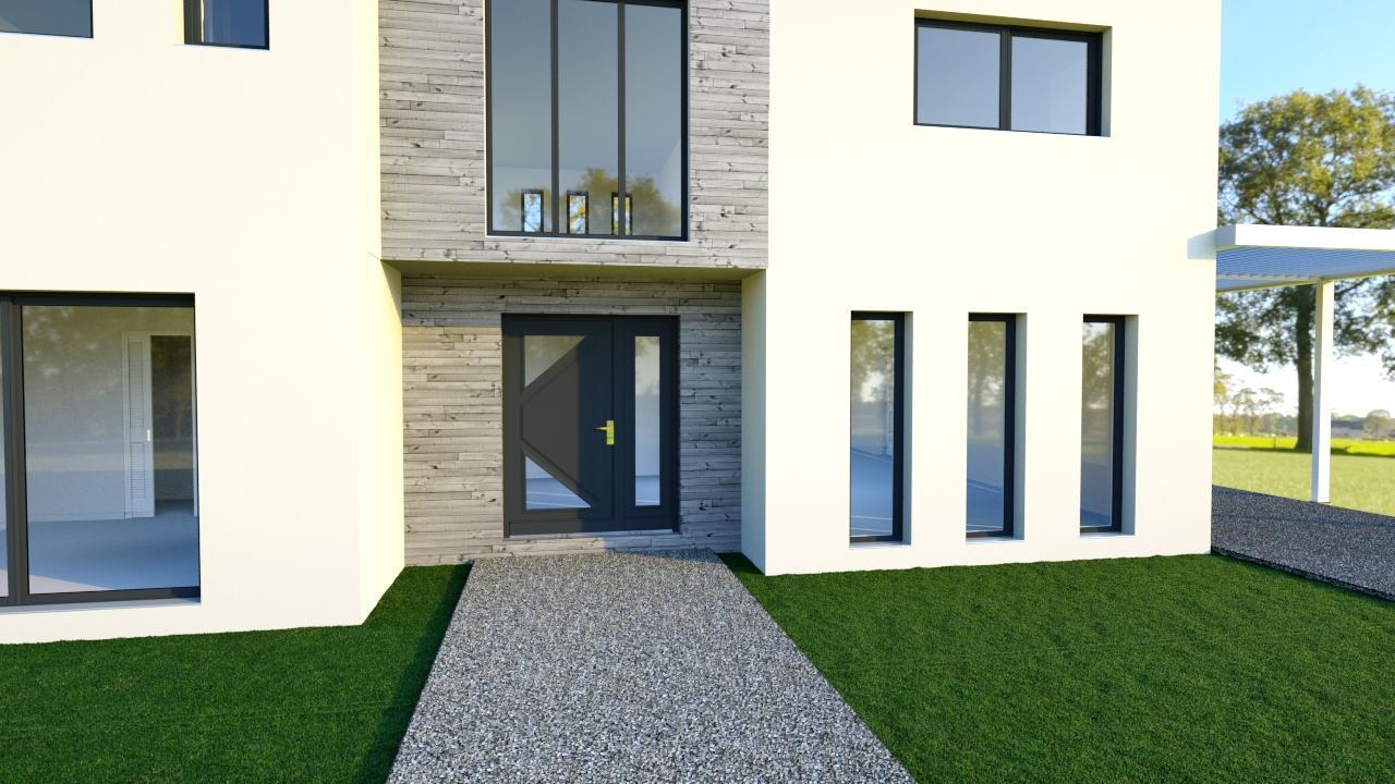 Maisons + Terrains du constructeur LE PAVILLON FRANCAIS • 170 m² • SARTROUVILLE