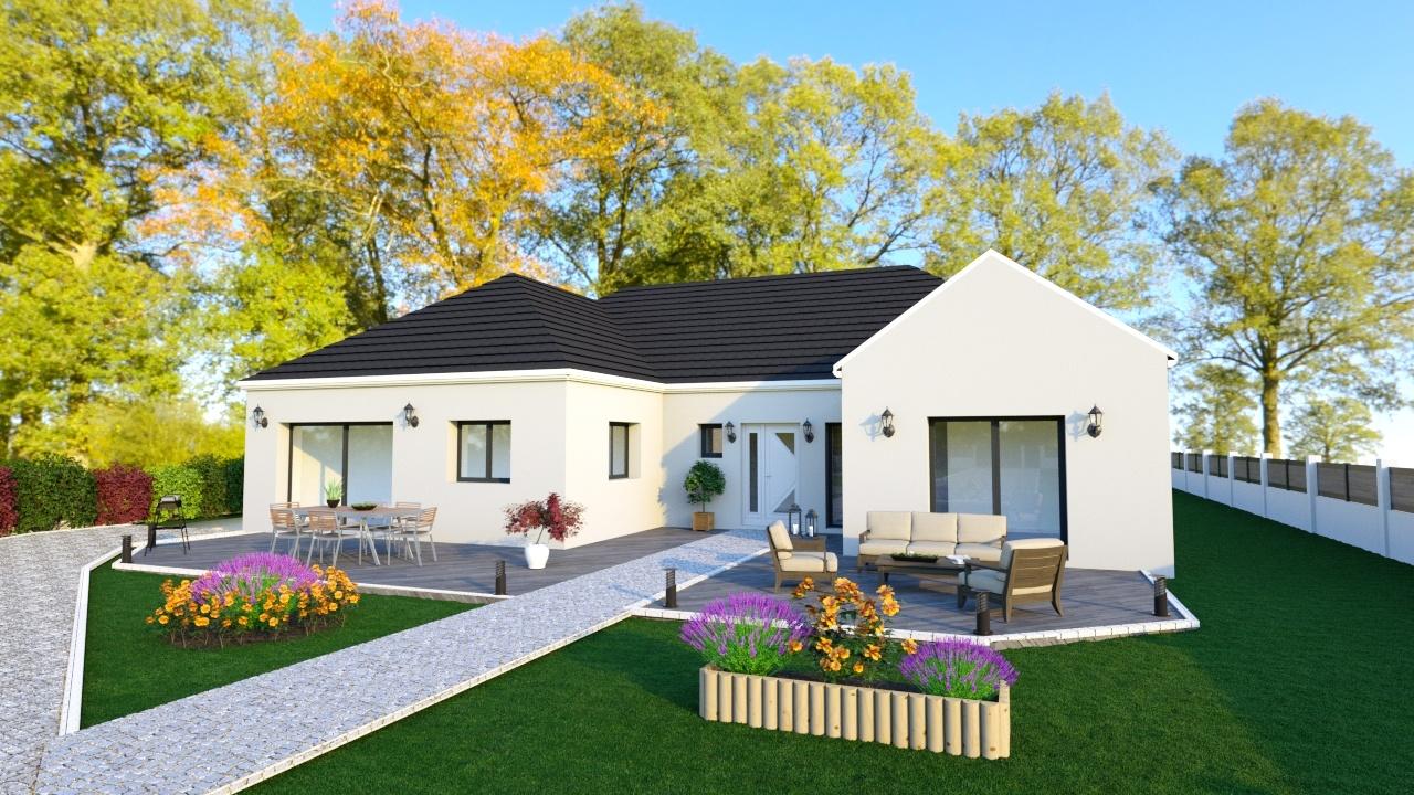 Terrains du constructeur LE PAVILLON FRANCAIS •  m² • MAULE