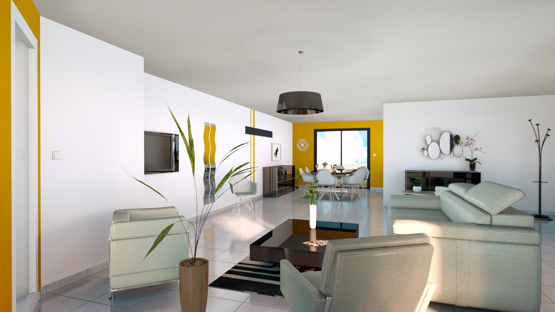 Terrains du constructeur LE PAVILLON FRANCAIS •  m² • BAZEMONT