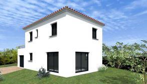 Maisons du constructeur TRADICONFORT 13 • 111 m² • LE CASTELLET