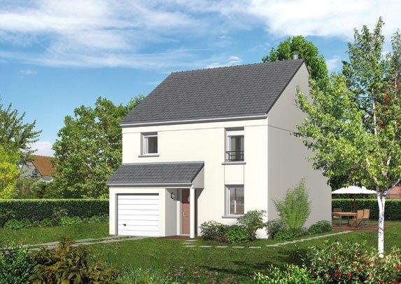 Maisons + Terrains du constructeur MAISON FAMILIALE • 111 m² • CREVECHAMPS