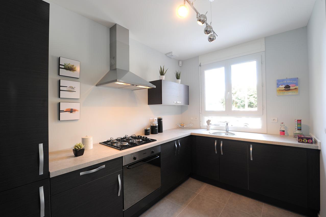 Maisons + Terrains du constructeur MAISONS PHENIX GAVRELLE • 89 m² • RECOURT