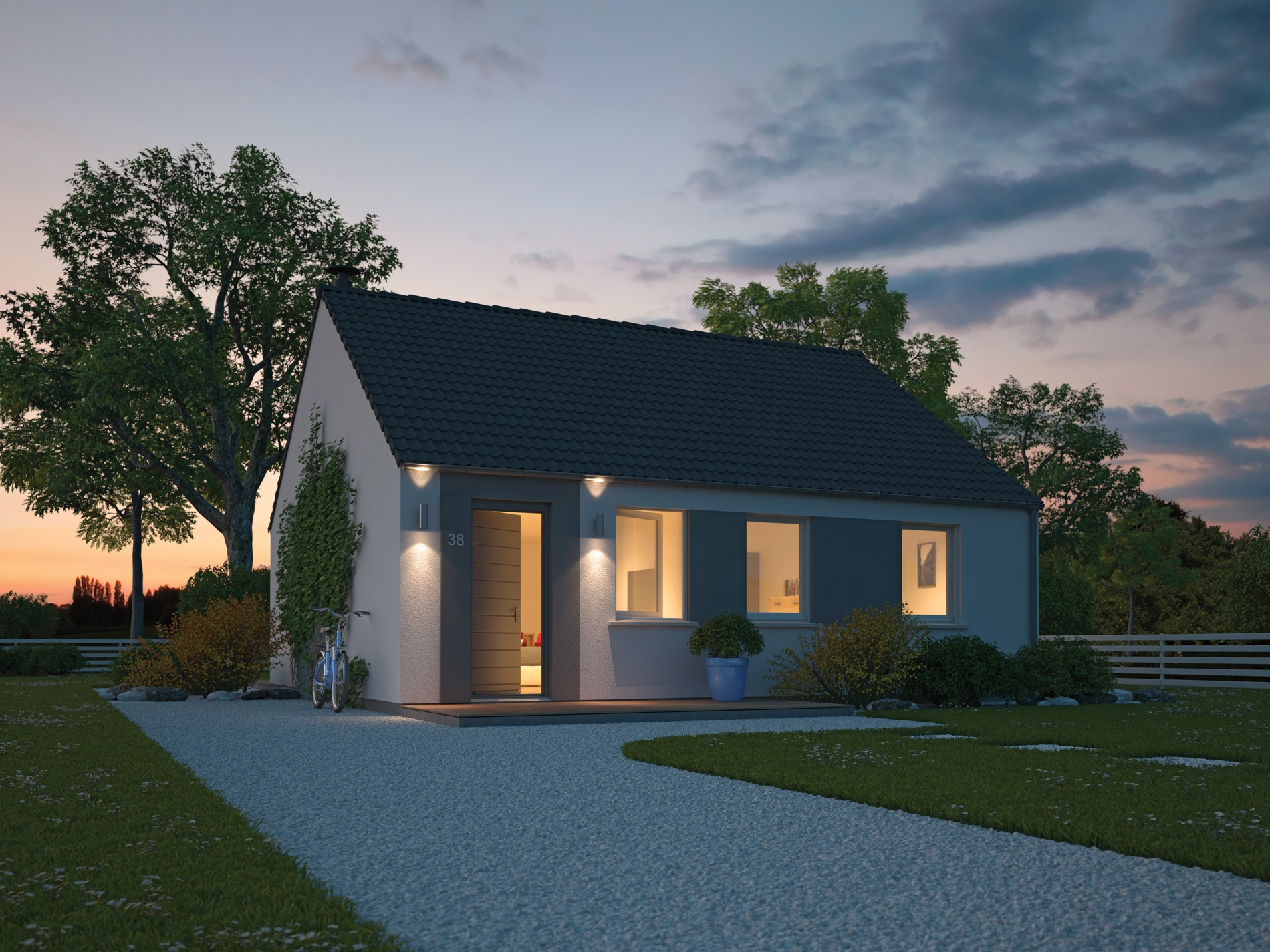 Maisons + Terrains du constructeur MAISONS PHENIX GAVRELLE • 70 m² • LIEVIN