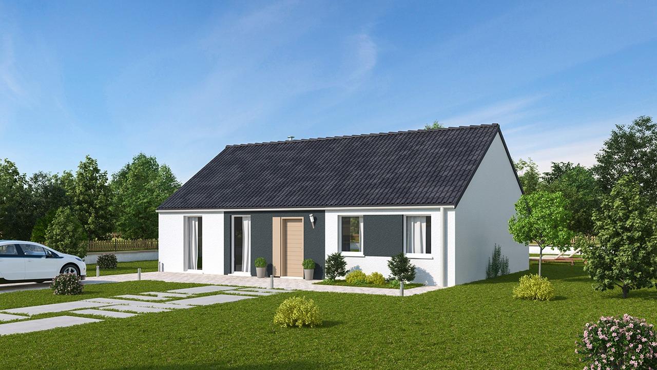 Maisons + Terrains du constructeur MAISONS PHENIX • 99 m² • COUDEKERQUE