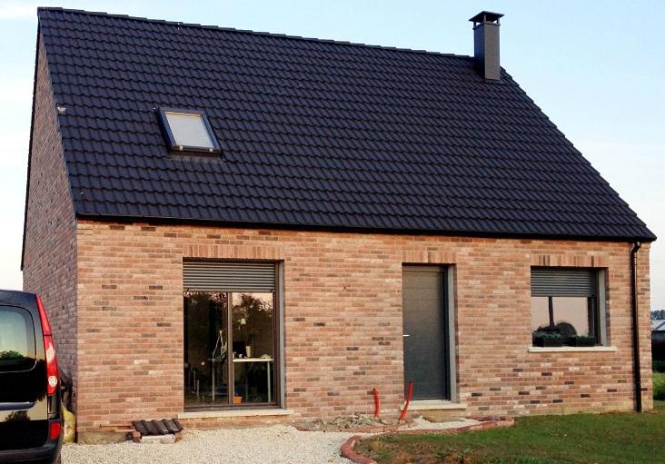 Maisons + Terrains du constructeur MAISONS PHENIX • 88 m² • LOOBERGHE