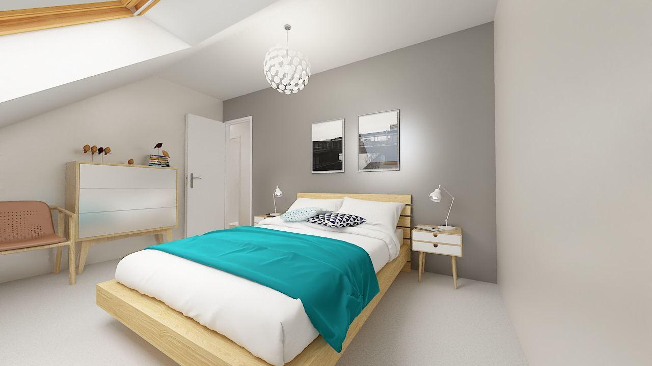 Maisons + Terrains du constructeur MAISONS PHENIX LEZENNES • 90 m² • LA BASSEE
