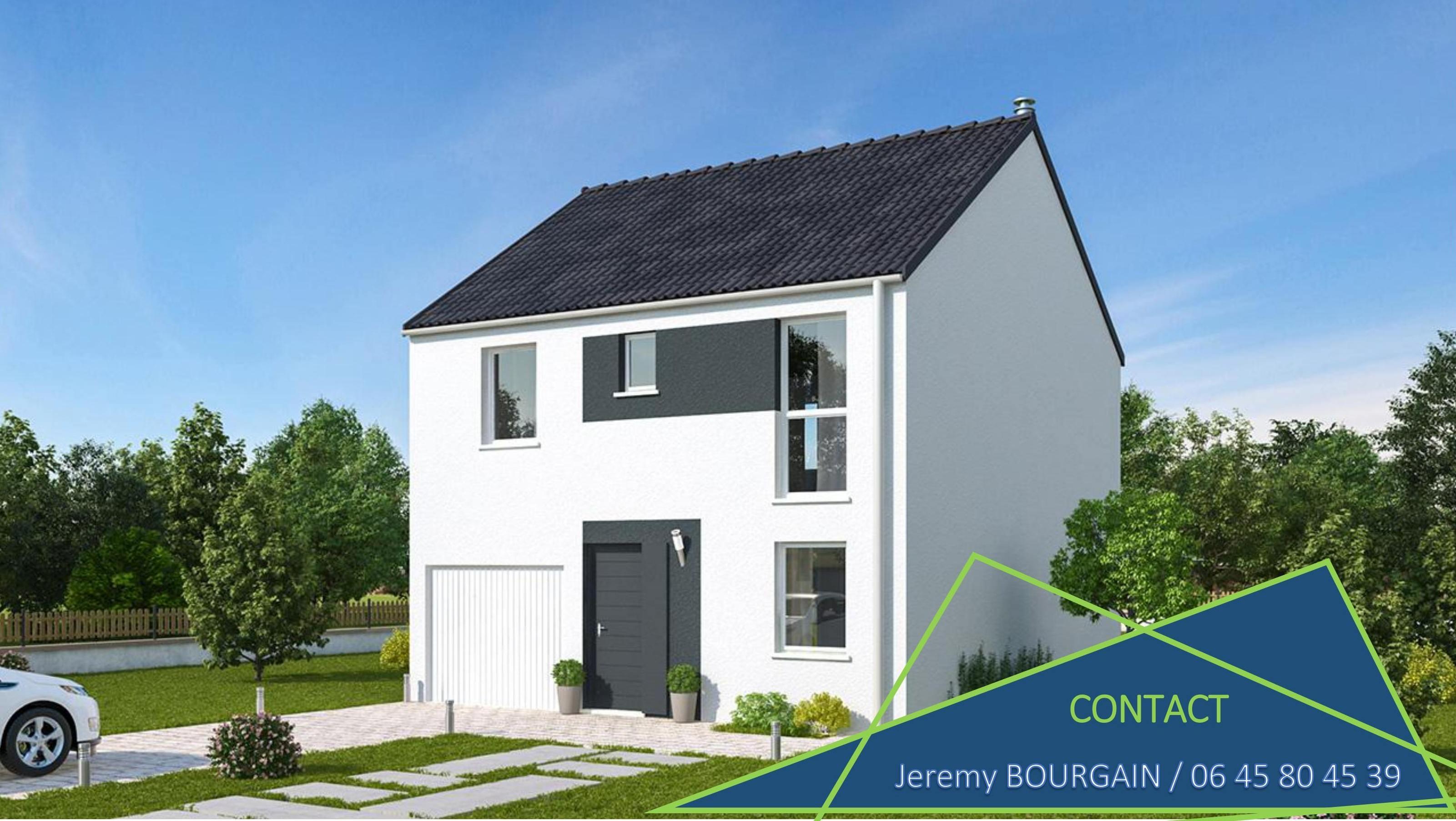 Maisons + Terrains du constructeur MAISONS PHENIX LEZENNES • 101 m² • THUMERIES