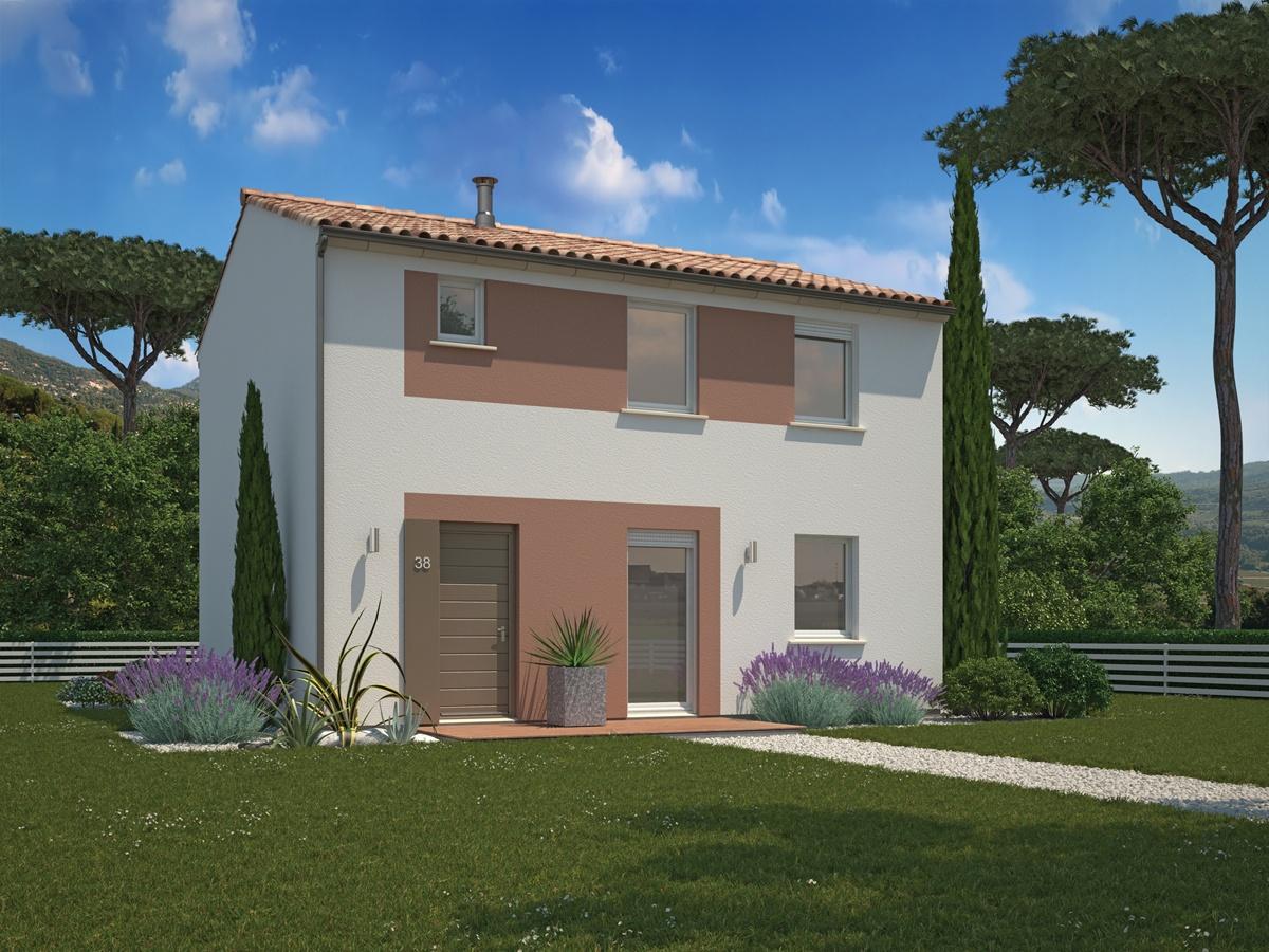 Maisons + Terrains du constructeur MAISONS PHENIX ROQUEBRUNE SUR ARGENS • 107 m² • PUGET SUR ARGENS