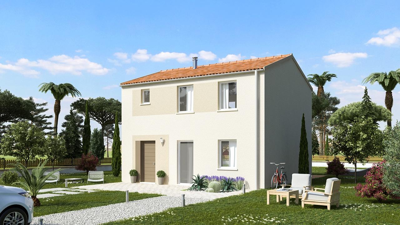 Maisons + Terrains du constructeur MAISONS PHENIX ROQUEBRUNE SUR ARGENS • 107 m² • VIDAUBAN