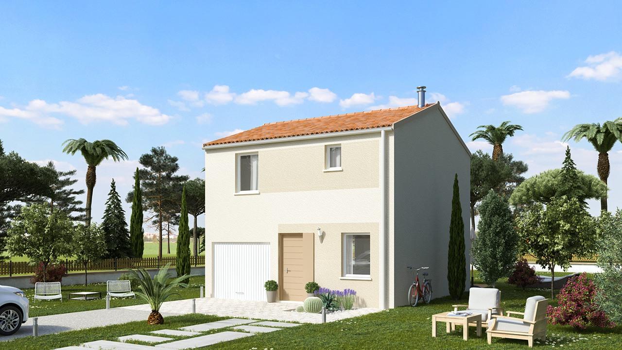 Maisons + Terrains du constructeur MAISONS PHENIX ROQUEBRUNE SUR ARGENS • 75 m² • VIDAUBAN