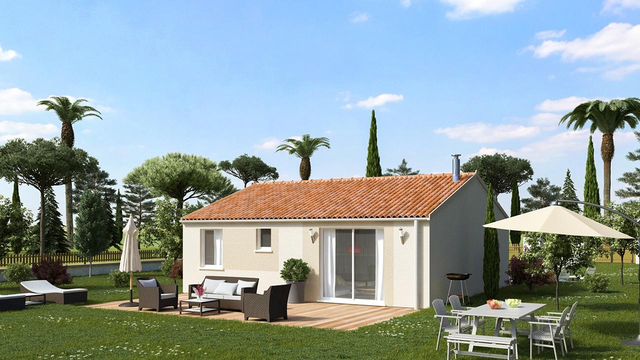 Maisons + Terrains du constructeur MAISONS PHENIX ROQUEBRUNE SUR ARGENS • 70 m² • TRANS EN PROVENCE