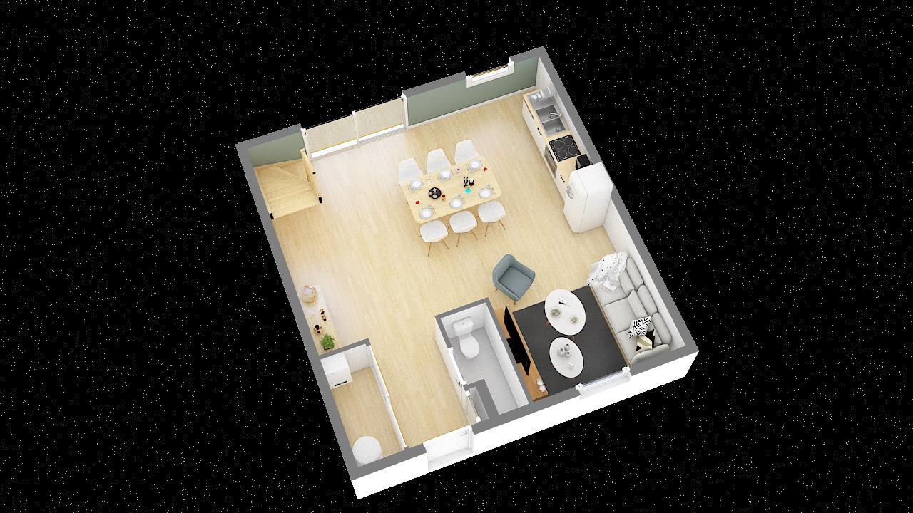 Maisons + Terrains du constructeur MAISONS PHENIX ROQUEBRUNE SUR ARGENS • 82 m² • ROQUEBRUNE SUR ARGENS
