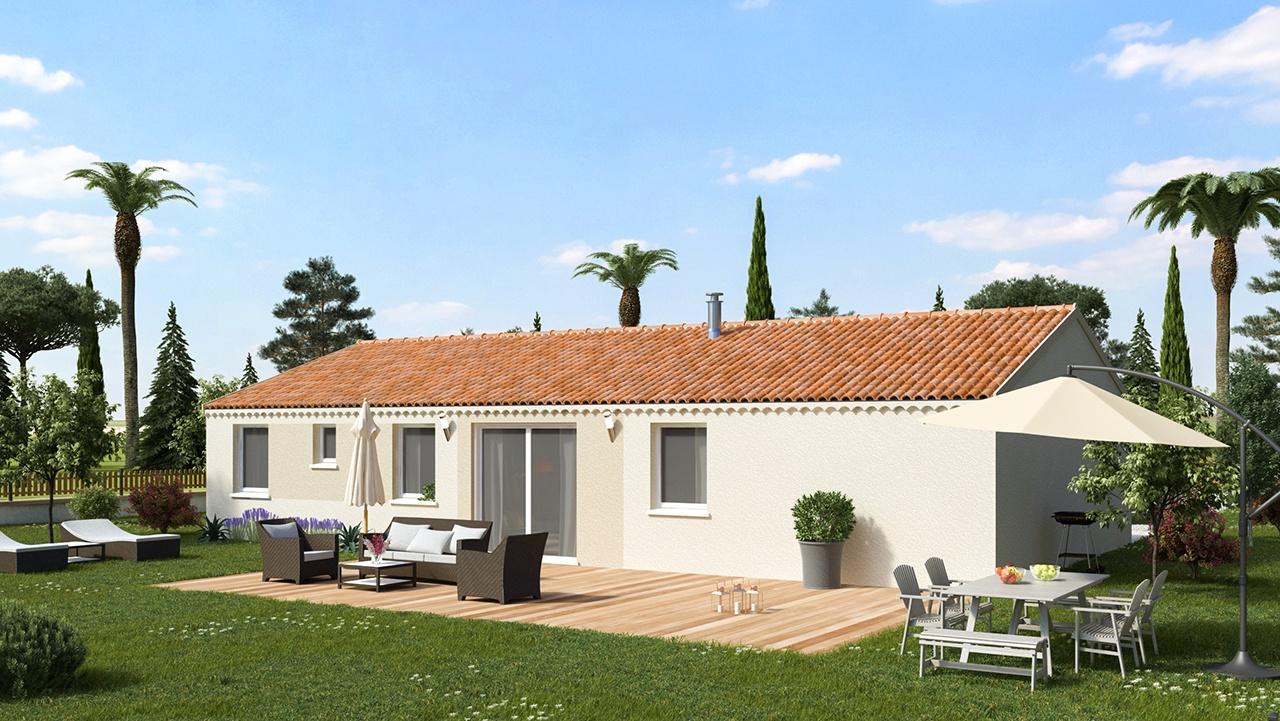 Maisons + Terrains du constructeur MAISONS PHENIX ROQUEBRUNE SUR ARGENS • 99 m² • TRANS EN PROVENCE