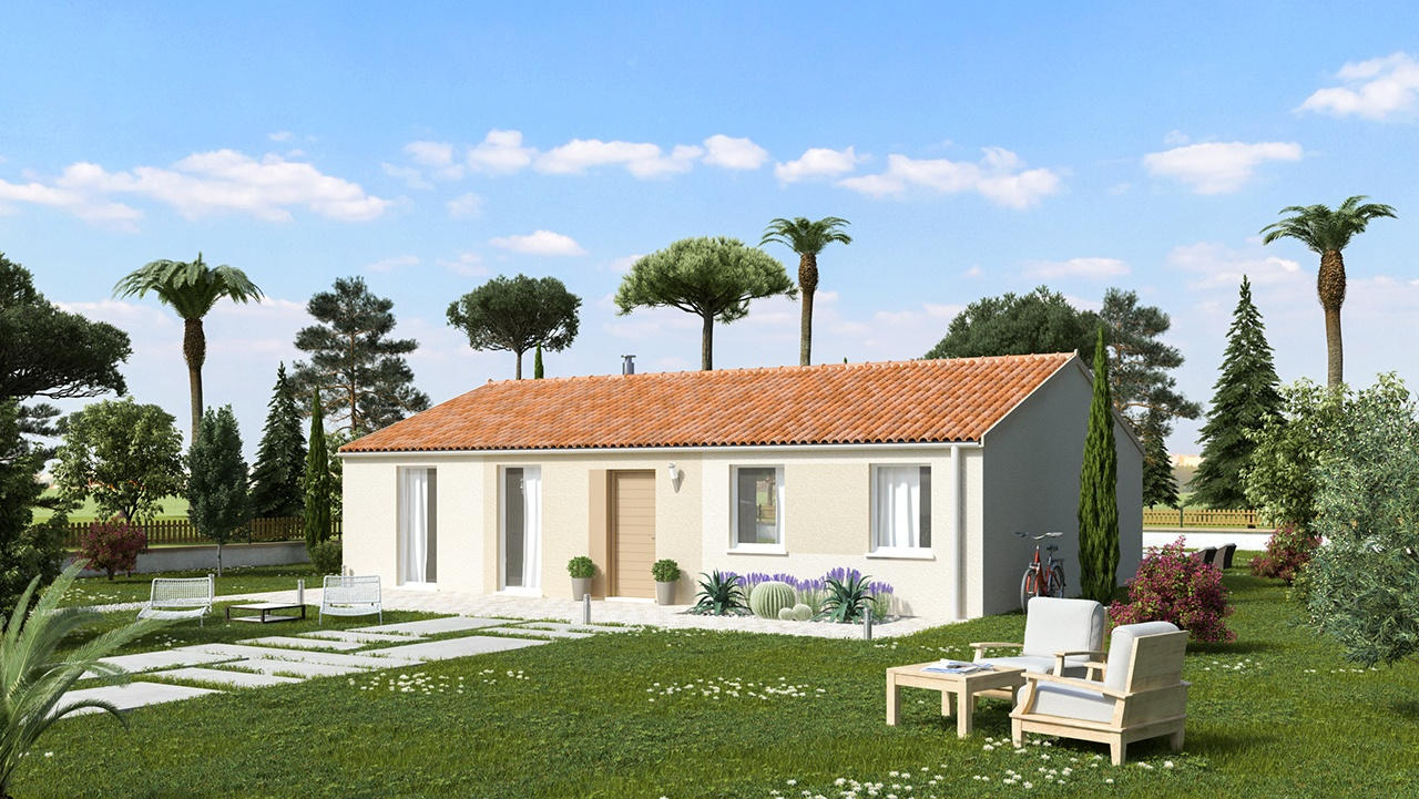 Maisons + Terrains du constructeur MAISONS PHENIX ROQUEBRUNE SUR ARGENS • 99 m² • ROQUEBRUNE SUR ARGENS