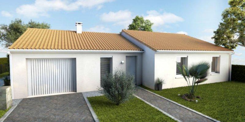 Maisons du constructeur MAISONS UNO • 82 m² • PLEUMARTIN