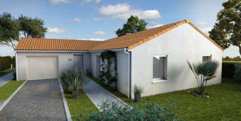 Maisons du constructeur MAISONS UNO • 93 m² • SMARVES
