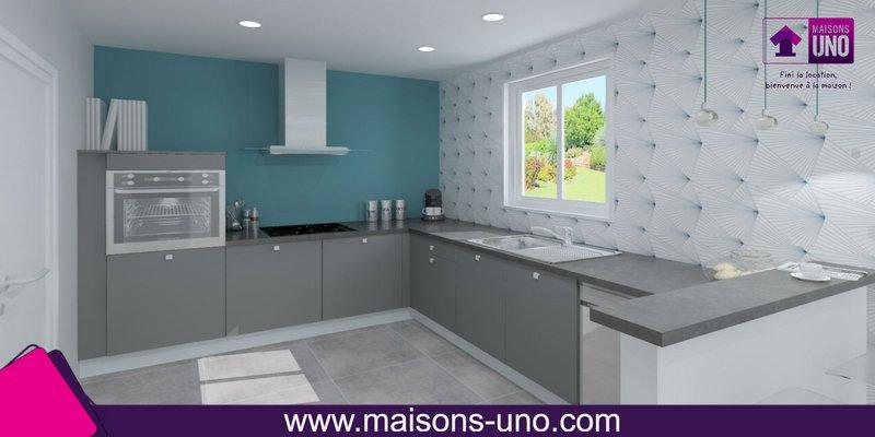 Maisons du constructeur MAISONS UNO • 65 m² • POITIERS