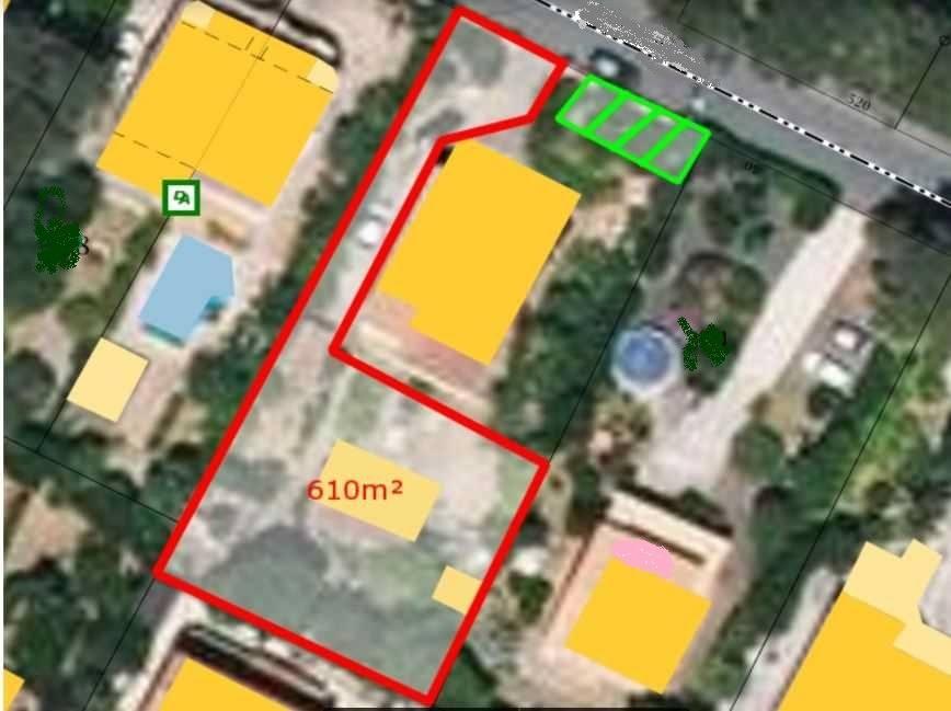 Terrains du constructeur MAISONS FRANCE CONFORT • 610 m² • SAINT AYGULF