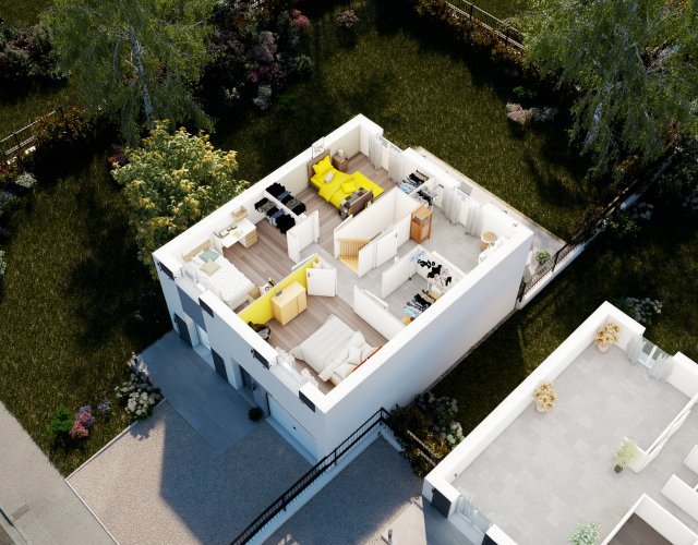 Maisons du constructeur MAISONS PIERRE PARIS • 87 m² • ORMESSON SUR MARNE