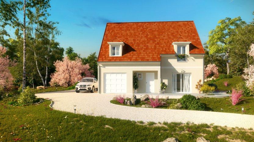 Maisons du constructeur MAISONS PIERRE PARIS • 132 m² • BRY SUR MARNE