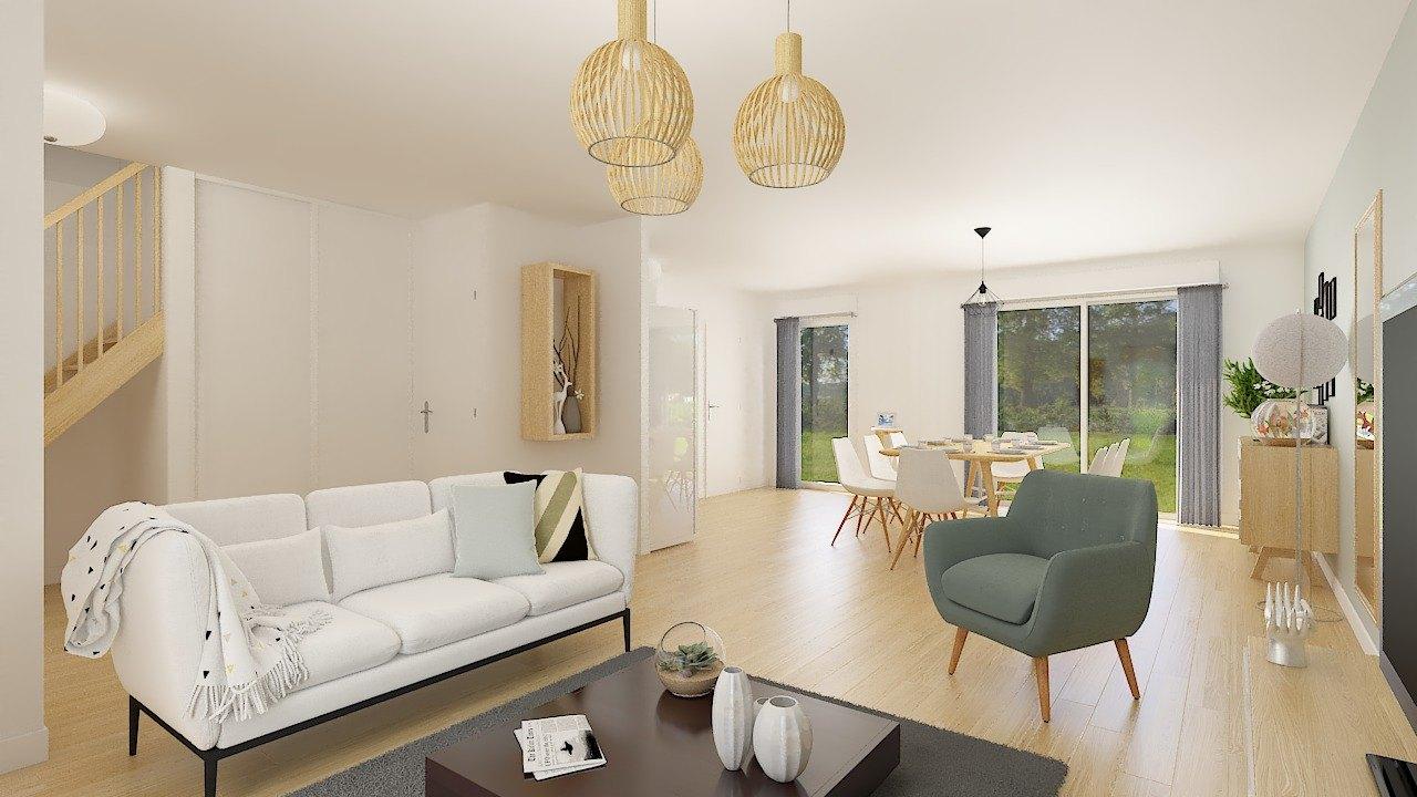 Maisons + Terrains du constructeur MAISONS PHENIX • 96 m² • MOUROUX