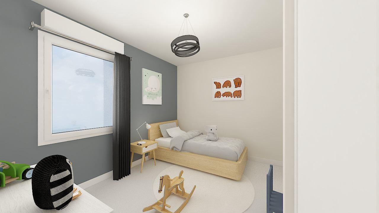 Maisons + Terrains du constructeur MAISONS PHENIX • 83 m² • LIVERDY EN BRIE