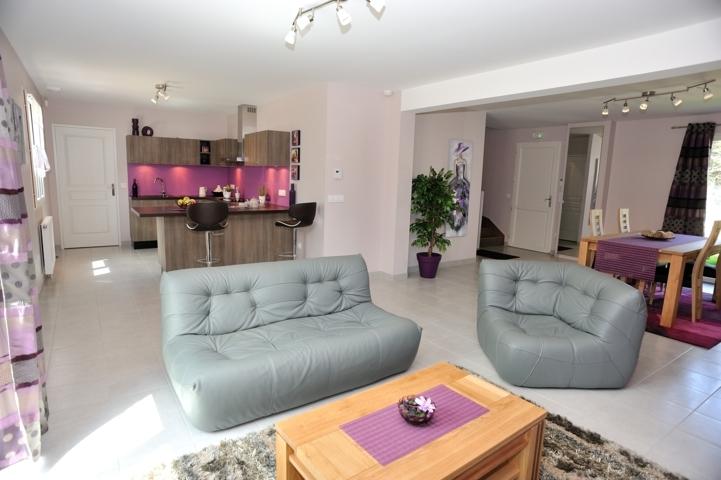 Maisons du constructeur MAISONS PIERRE AULNAY 3 • 95 m² • BEAUMONT SUR OISE