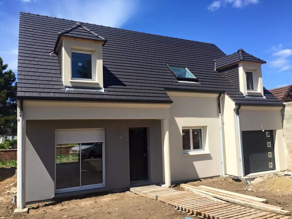Maisons + Terrains du constructeur MAISONS.COM • 85 m² • MAINCY
