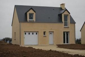 Maisons + Terrains du constructeur MAISONS.COM • 110 m² • MELUN