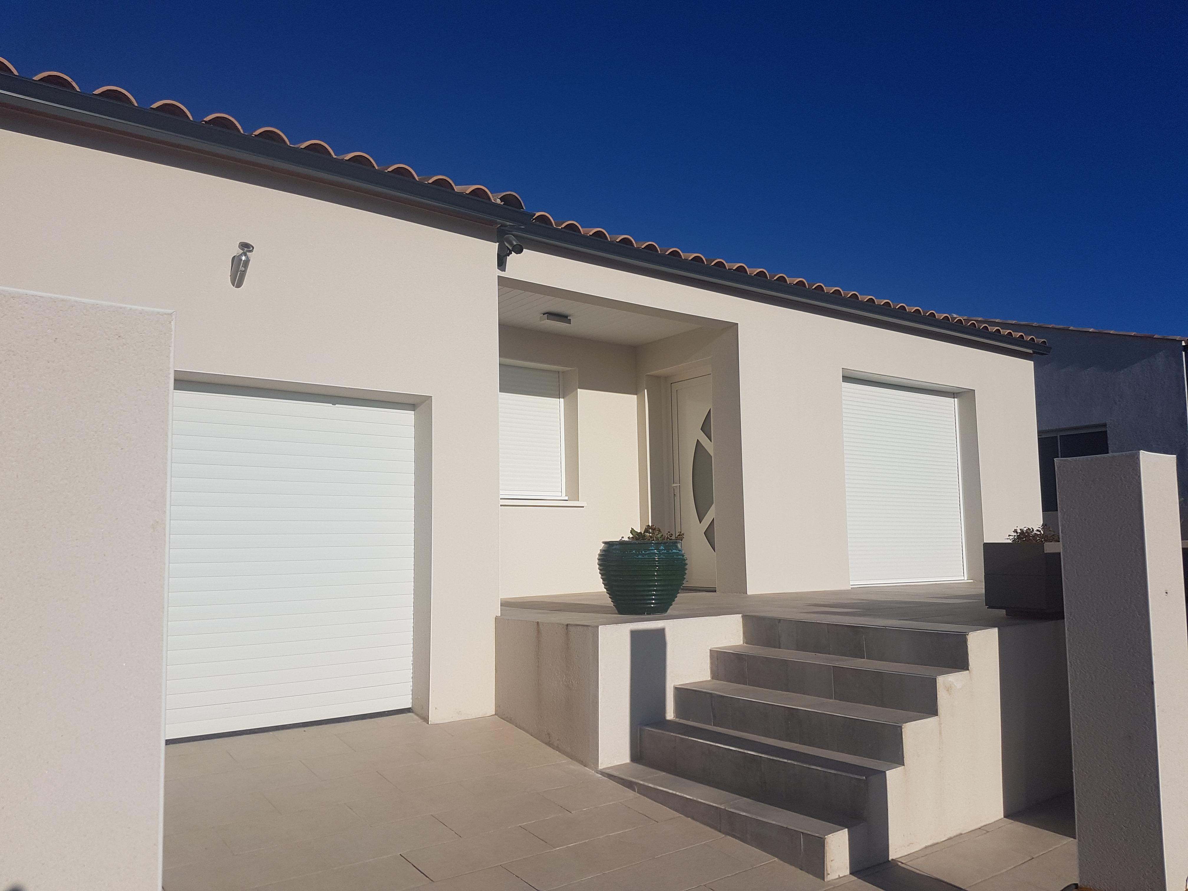 Maisons + Terrains du constructeur MAISONS FRANCE BATIMENT • 80 m² • LESPIGNAN