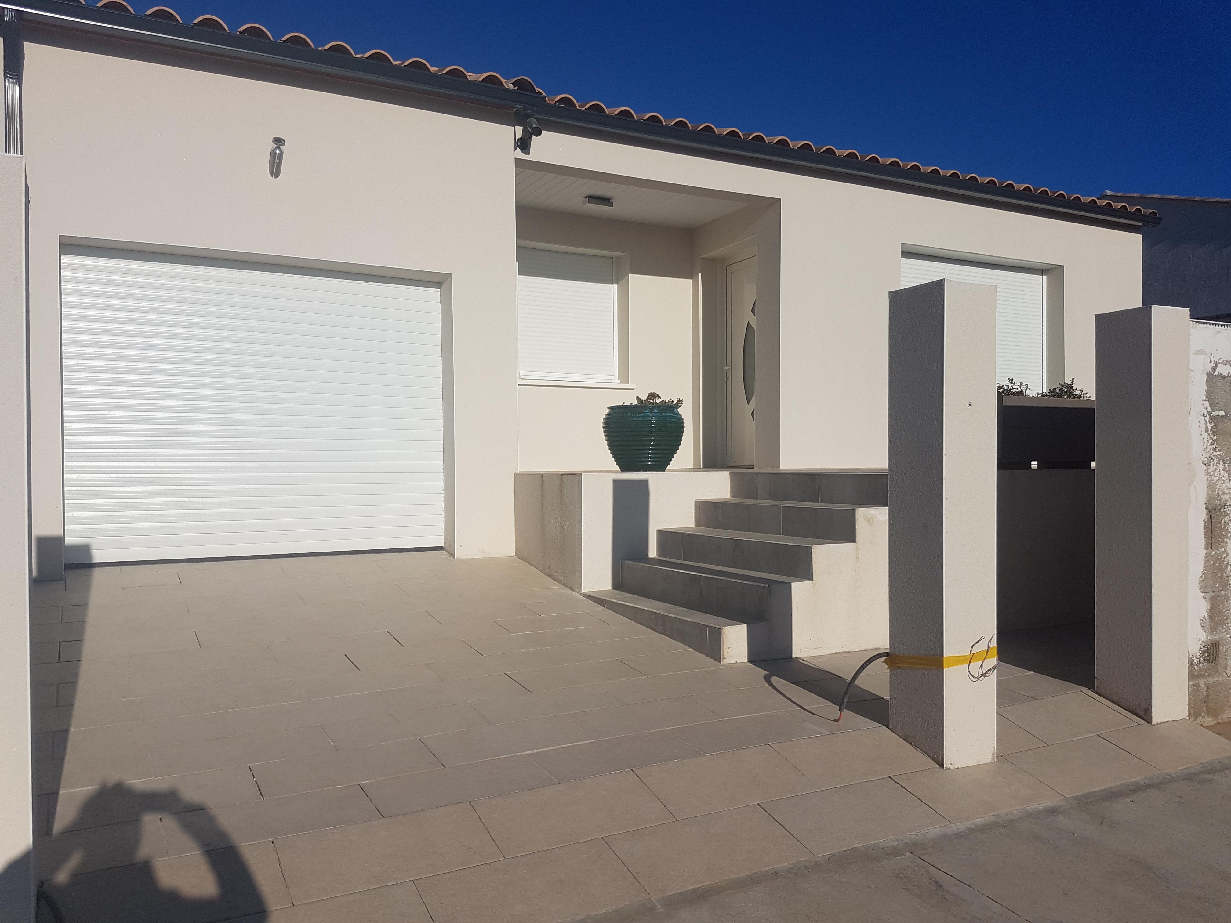 Maisons + Terrains du constructeur MAISONS FRANCE BATIMENT • 84 m² • VIAS