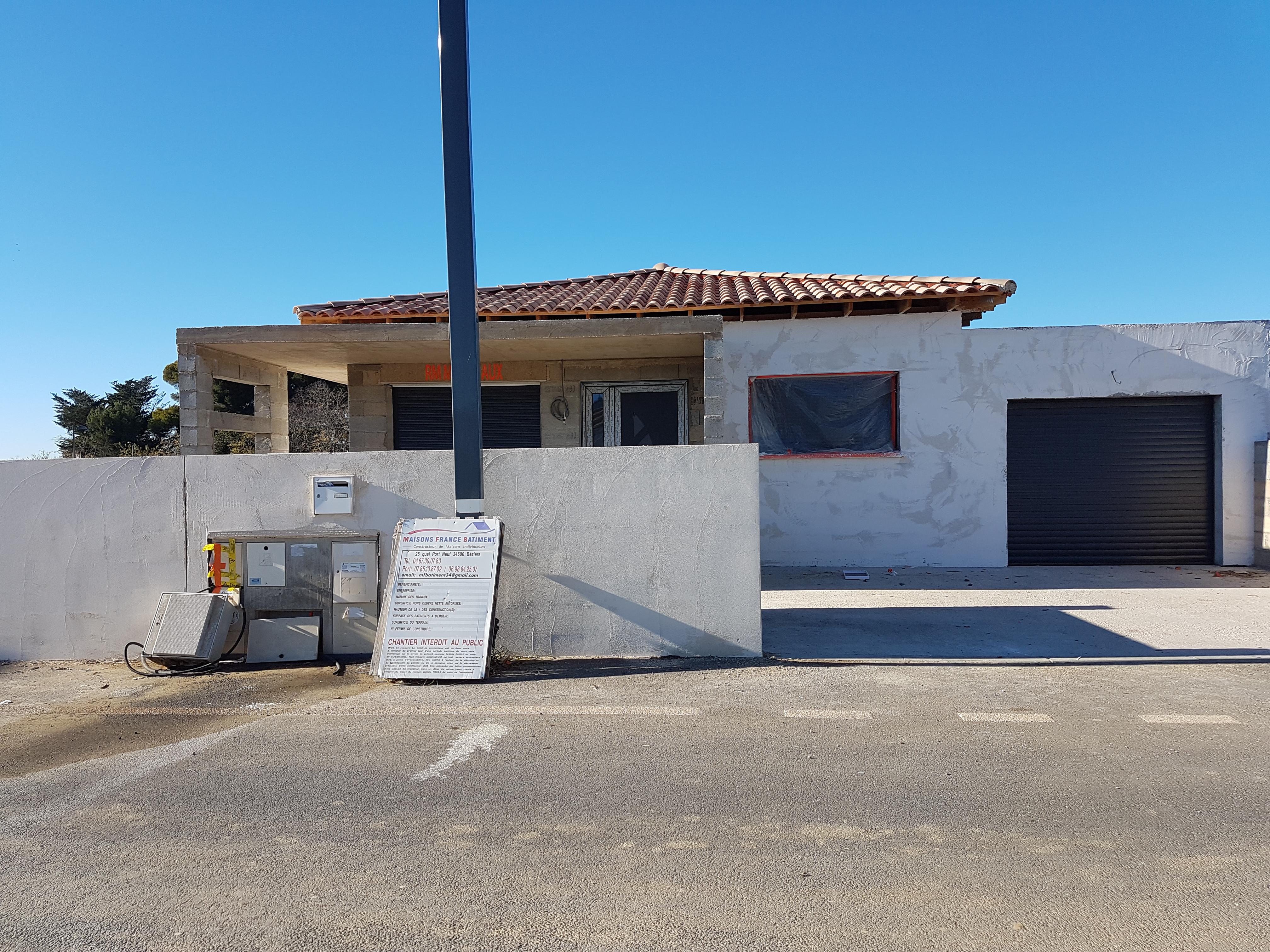 Maisons + Terrains du constructeur MAISONS FRANCE BATIMENT • 85 m² • PUISSERGUIER