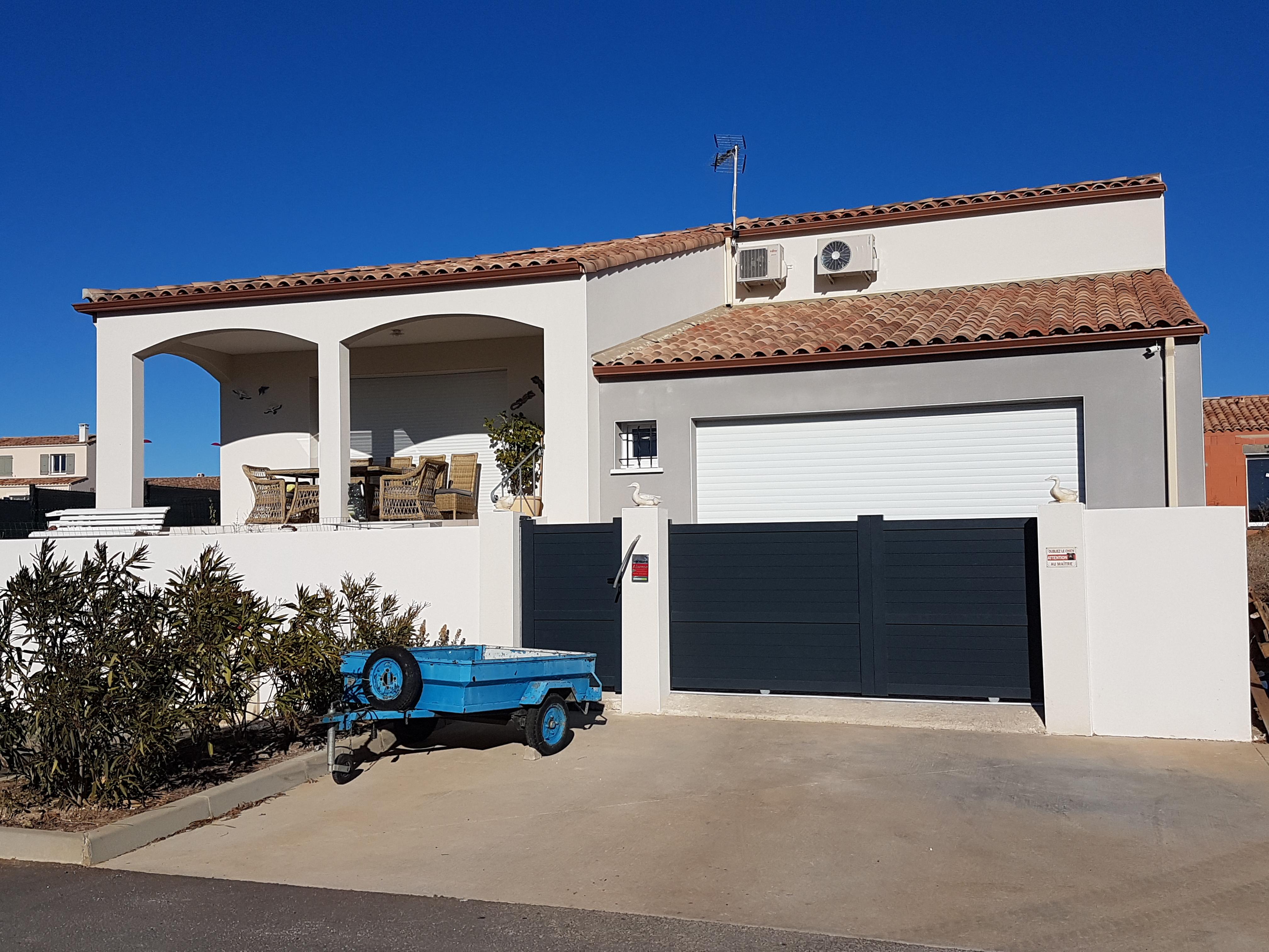 Maisons + Terrains du constructeur MAISONS FRANCE BATIMENT • 85 m² • SERIGNAN