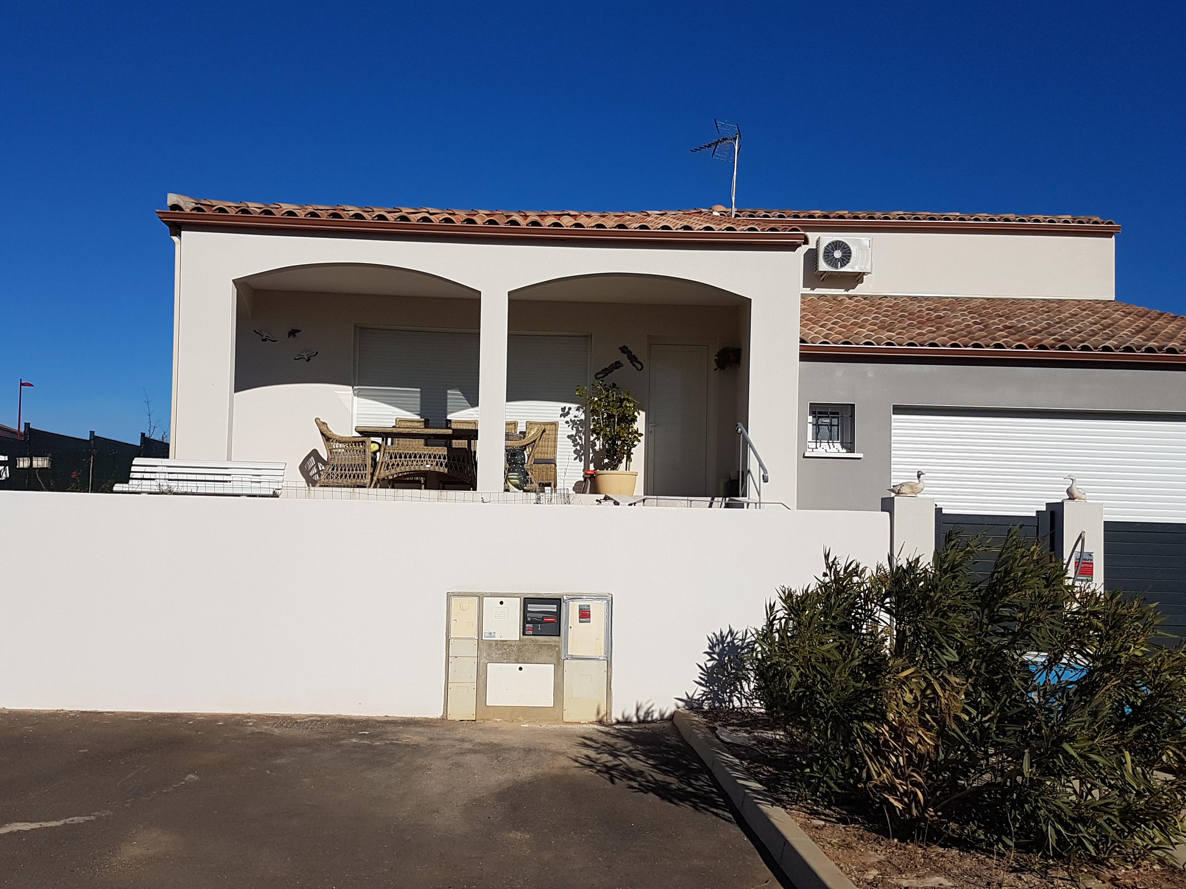 Maisons + Terrains du constructeur MAISONS FRANCE BATIMENT • 80 m² • BASSAN