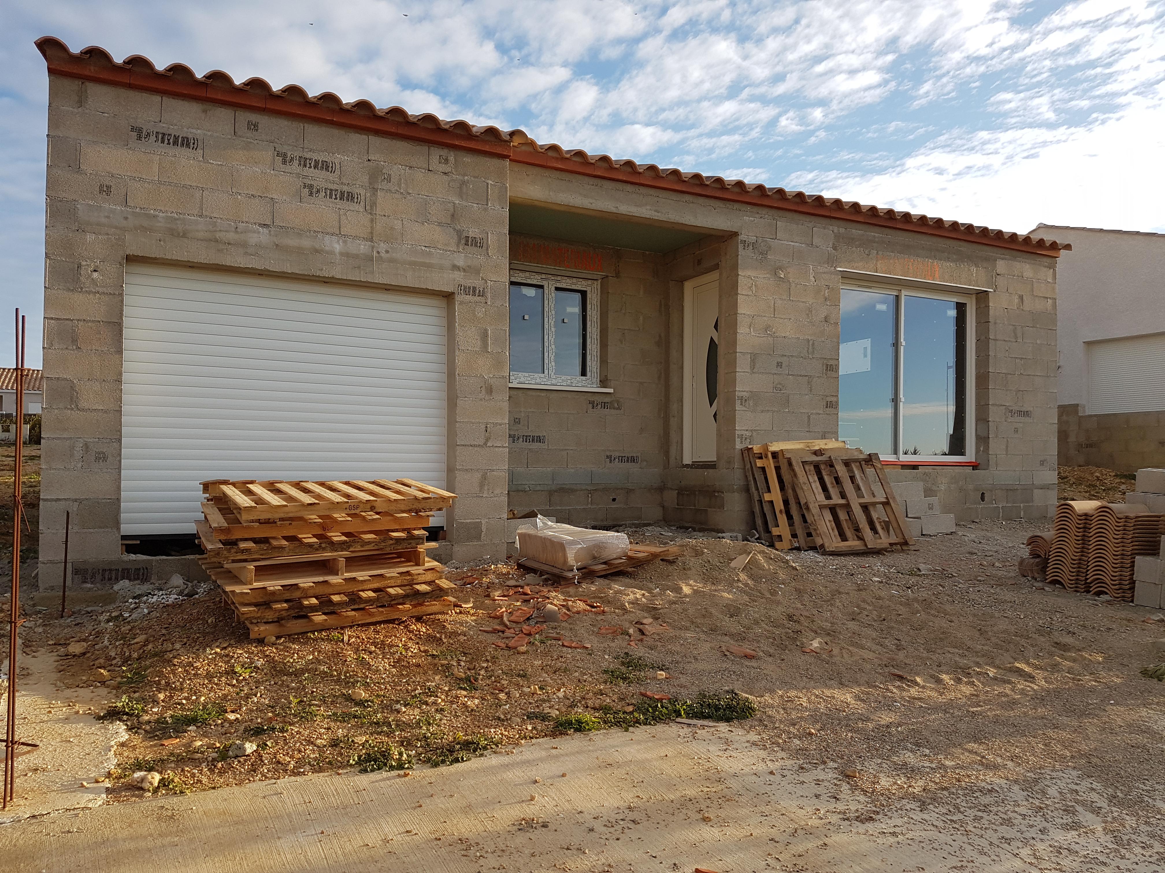 Maisons + Terrains du constructeur MAISONS FRANCE BATIMENT • 80 m² • CREISSAN