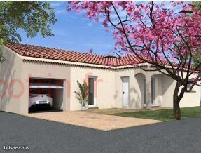 Maisons du constructeur COTRIN 69 • 90 m² • SAINT ROMAIN EN GAL