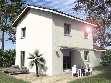 Maisons du constructeur COTRIN 69 • 91 m² • DECINES CHARPIEU