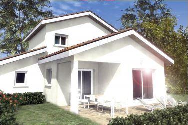 Maisons du constructeur COTRIN 69 • 98 m² • GENAY
