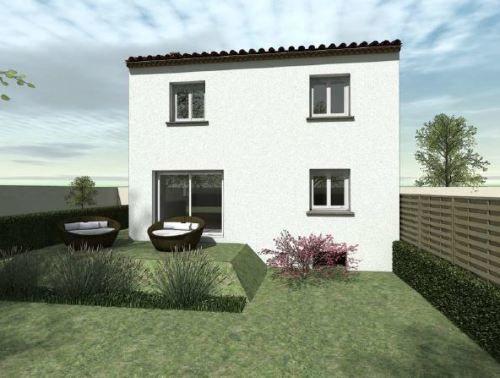 Maisons du constructeur TRADICONFORT 83 • 80 m² • LE CASTELLET