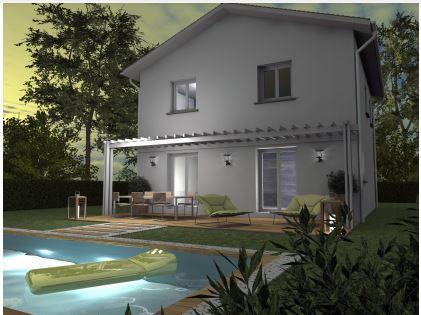 Maisons du constructeur TRADICONFORT 83 • 86 m² • LE LUC