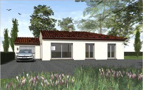 Maisons du constructeur TRADICONFORT 83 • 91 m² • LORGUES