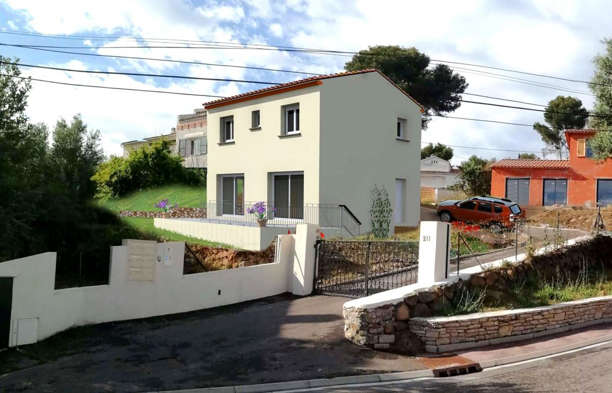 Maisons du constructeur TRADICONFORT 83 • 91 m² • LA GARDE