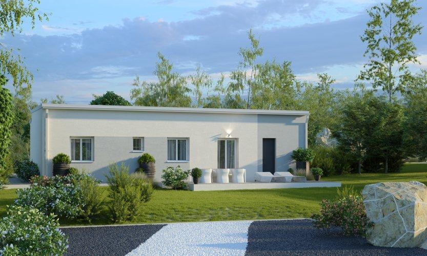 Maisons du constructeur MAISONS PIERRE PESSAC • 86 m² • MARTIGNAS SUR JALLE
