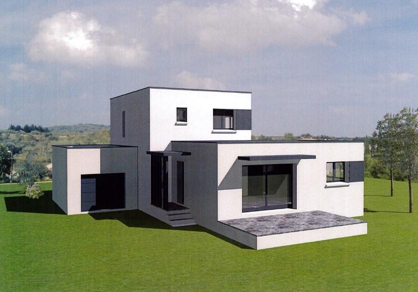 Terrains du constructeur VENTOUX HABITAT • 402 m² • SARRIANS